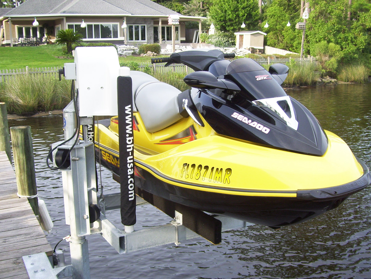 Repair Of Jet Ski In City Island