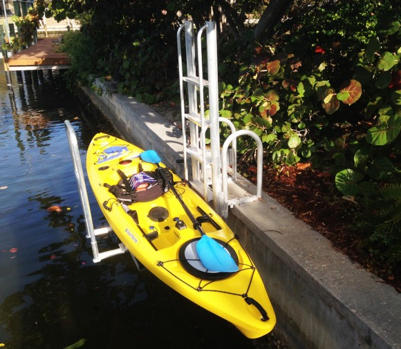 Kayak Lift/Launch